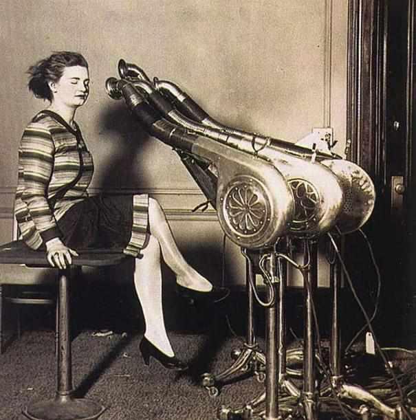 1920 saç kurutma