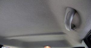 Araba Tavanı Nasıl Temizlenir?