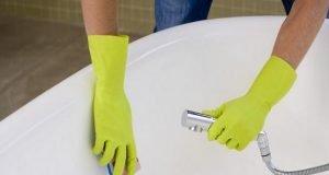 Banyodaki Küf Nasıl Temizlenir?
