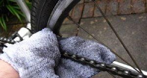 Bisiklet Zinciri Nasıl Temizlenir?