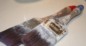 Boya Fırçası Nasıl Temizlenir?
