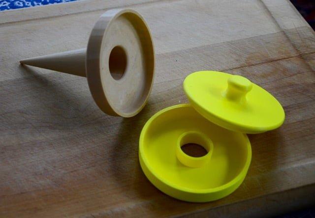 3d Yazıcı ile Üretilmiş Dondurma Külah Kalıpları