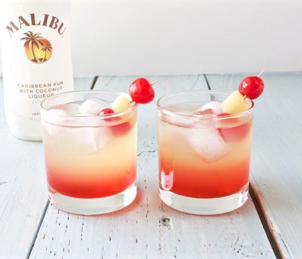 Malibu Kokteyl malibu sunset