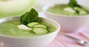 Salatalık Çorbası Nasıl İçilir?