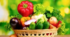 Sebze ve Meyveler Nasıl Temizlenir?
