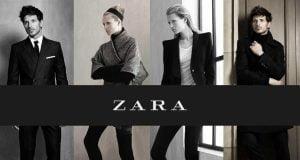 Zara Online'dan Nasıl Alışveriş Yapılır?