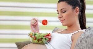 Hamilelikte Nasıl Beslenilmeli?