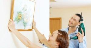 Tablo Ve Duvar Resimleri Nasıl Asılır?