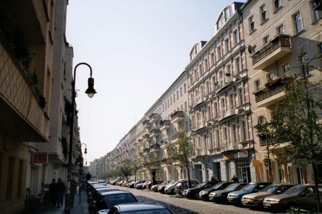 Friedrichshain Bölgesi Berlin
