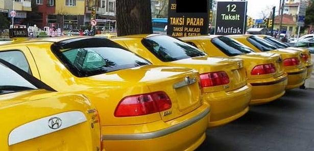ticari taksi plakası nasıl alınır?