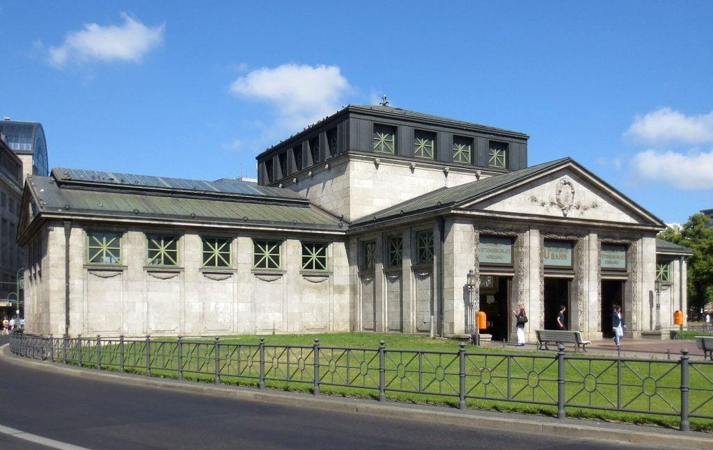 Wittenbergplatz Berlin